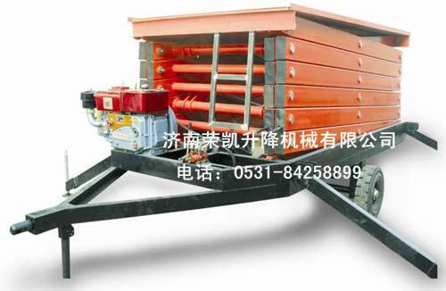 牵引式升降机-牵引式液压升降机-牵引式升降机厂家